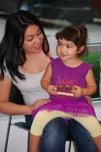 Tania and Elli